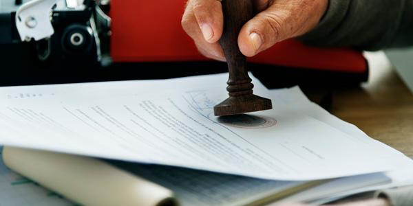 Prawo do używania elektronicznej wersji pieczęci prewencyjnej
